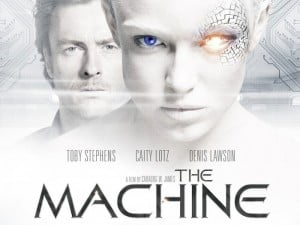 The Machine is out in cinemas / VoD 21st March and DVD / Blu-ray 31st March. Find out more at themachinemovie.com
