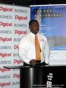Commercial Director of Digicel (Barbados) Limited, Alex Tasker, said Digicel's involvement is yet another example of the telecommunication company's focus on improving the lives of Barbadians, not only as it relates to telecommunications, but in their everyday lives: