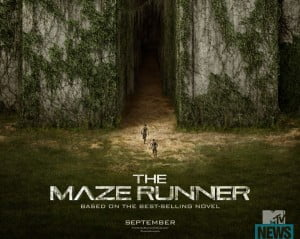 {IMAGE VIA - mstarz.com} Cast : Dylan O'Brien, Kaya Scodelario, Will Poulter, Thomas Brodie-Sangster, Aml Ameen Release Date: 19th September 2014