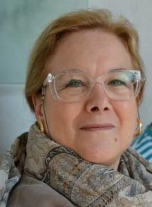 Dr. Michela A. Calderaro, Professor of English, Dept. of Humanities, University of Trieste, Italy. (Photo courtesy M.  Calderaro)