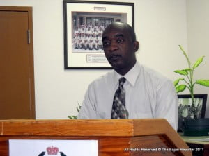 David Welch - Insp. Public Relations Officer (RBPF)