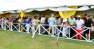 Full House at inaugural Scotiabank Rotary West Polo Classic