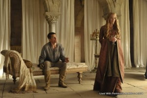 Nikolaj Coster-Waldau and Lena Headey react to Jaime and Cersei's alleged rape scene during Game Of Thrones Breaker of Chains episode.