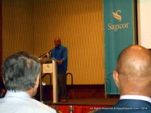 He made this disclosure while delivering the feature address at Sagicor Life Inc. Hospital Showcase and Information Seminar for Policy holders and Plan Administrators at the Hilton Barbados.