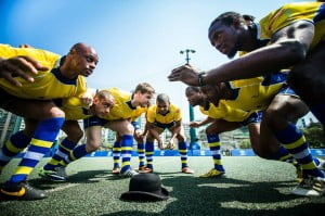 {IMAGE VIA - Timothy Oulton} The Bajan players are using these matches to hone the skills they will need in the upcoming NACRA Championships. Spectators will also have the opportunity to see some of the local players who will be representing their country in Rugby Sevens at the upcoming Commonwealth Games in Glasgow. Several of the players also took part in the prestigious Hong Kong Games last month.