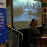 """This is truly a significant advancement forward in the region, if we are to exploit the opportunities made available through trade agreements such as the EPA.  Firms need market data and accurate information in order to make the informed business decisions required for export growth of products and services"" stressed Executive Director of Caribbean Export, Pamela Coke-Hamilton."