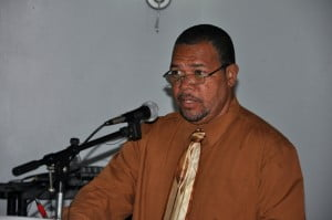 Harold Guiste, P.S. (Ag) Ministry of the Environment, Natural, Physical Planning and Fisheries, Commonwealth of Dominica