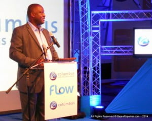 In the presence of attendees that included members of the Columbus Business Solutions Flow, Mr. Inniss noted that from Government's perspective there were several things that needed to be done to ensure businesses reaped success while operating in Barbados.