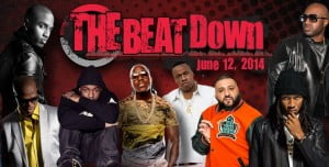 103.5 The Beat's afternoon personality, Papa Keith, announced the official lineup last week, which includes performances by Kendrick Lamar (Swimming Pools, Don't Kill My Vibe), Trey Songz (NaNa, Heart Attack), Future (Turn on the Lights, Same Damn Time), Rico Love (They Don't Know, Be Like), Yo Gotti (Act Right, Got Dat Sack), Mr. Vegas (Heads High, Bruk It Down), Ace Hood (Bugatti, Hustle Hard) and DJ Khaled (No New Friends, I'm On One).