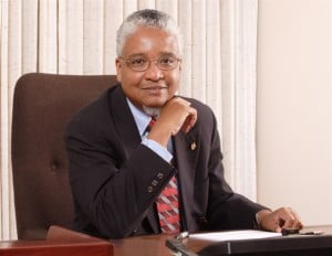 "He notes, ""The UWI, as the largest university in the English-speaking Caribbean, and as one of just two regional (multi country) universities worldwide, is well placed to take advantage of regional and international partnerships to strengthen its mandate as an engine of development in teaching, research and public service."""
