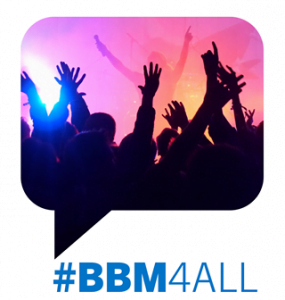 The conference can be followed on Twitter: @BlackBerryESP, @BlackBerry4Biz and via #bemobile