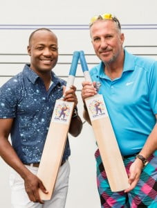 Cricketing royalty, Sir Ian Botham and Brian Lara, have been designated as captains for the two teams, and have issued a call to arms to cricketing superstars, personalities and fans across the world to take part. In spite of his chastening experience against Australian fast bowler, Brett Lee, over Christmas, Piers Morgan was the first to volunteer, and has been snapped up by fellow Englishman, Botham.