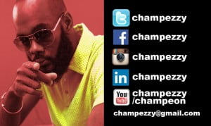 Champeon dedicates  this new song to the 300 girls who were recently kidnapped in Nigeria
