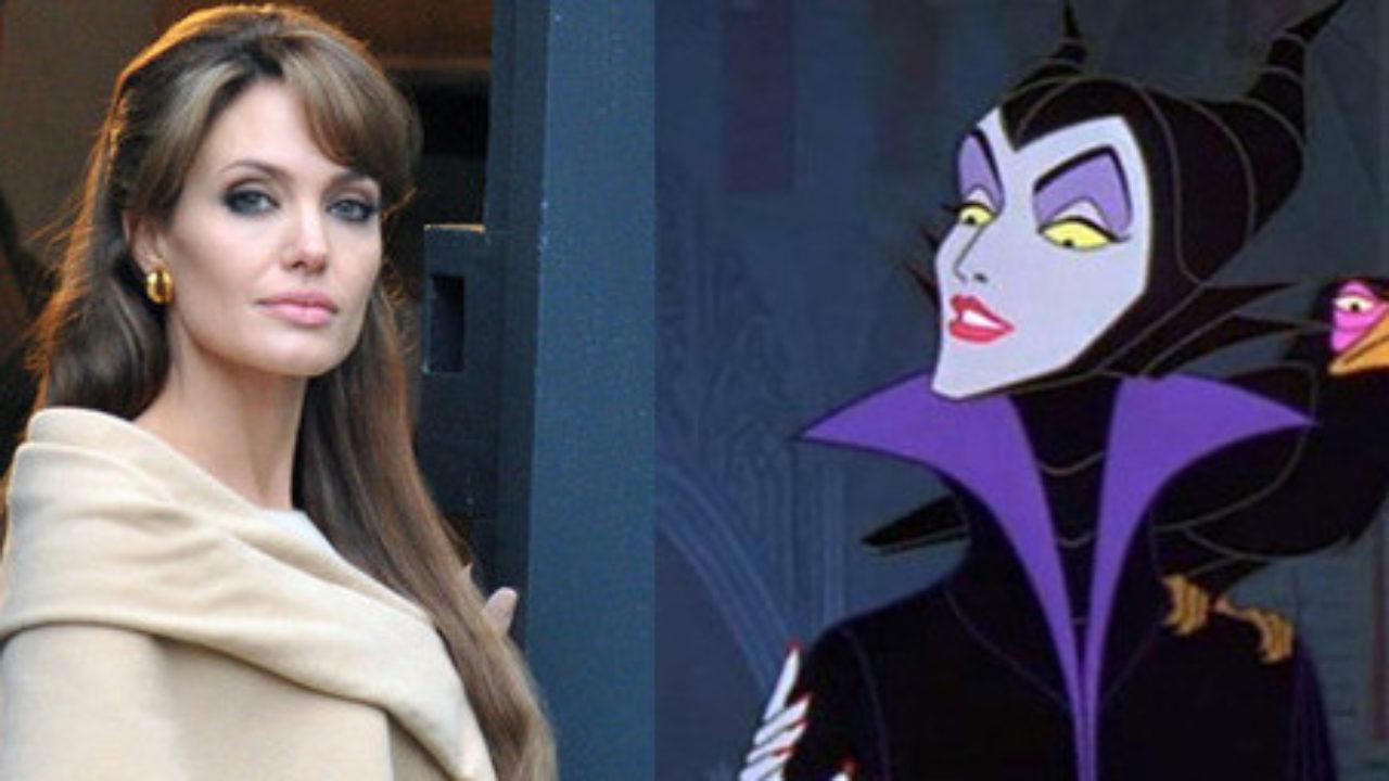 The Bajan Reporter Maleficent Split Screen Between