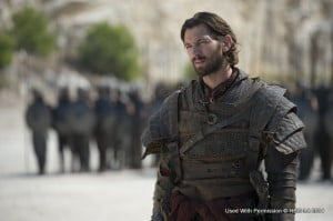 Game Of Thrones Michiel Huisman Offered Playgirl. The actor who is currently Daario in Season 4 of the HBO show is also currently starring in Orphan Black Season 2.