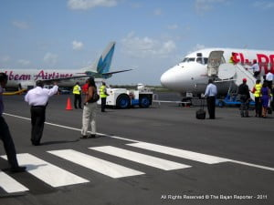 {PERSONAL FILE IMAGE} She died suddenly on the 10th May, about 08:50 am, onboard Caribbean Airlines Flight BW 450 from Trinidad en route to Barbados. Ms. Pantaleon's address has been given as First Street, West Beaullieau Avenue, Trin City, Trinidad.