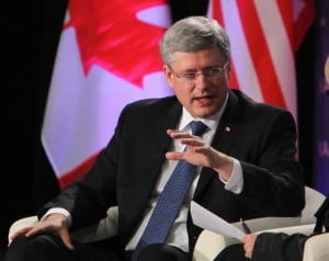 {IMAGE VIA - torontosun.com} Canada's commitment to providing assistance to CARICOM countries was announced by Prime Minister Stephen Harper in 2007. The commitment was for CAN$600 million over 12 years and includes CAN$14.5 million for the Caribbean Community Trade Competitiveness Programme, CAN$20 million for the Caribbean Disaster Risk Management Programme and CAN$20 million for the Caribbean Institutional Leadership Development Programme. Seven years into the disbursement of the pledged assistance and less than five years from its conclusion, CARICOM governments would be keen to secure a further commitment from Canada for development assistance.