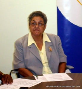 Since the Acting Chief Medical Officer, Dr. Elizabeth Ferdinand is a Government employee, she cannot state what many Barbadians are thinking - how can a school in this day and age have a once eradicated disease? Can it be Barbados has fallen so far in administering and finance, now both Health and Children are paying the price? When do we as citizens storm the Bastille and throw these jackasses out?