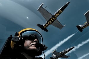 Submit a video that best captures the spirit of aviation for a chance to win the ride of a lifetime in the passenger seat of a Breitling L-39C Albatros jet as well as an exclusive private tour of Breitling Chronométrie, the brand's ultramodern production facility. Prepare for take off!