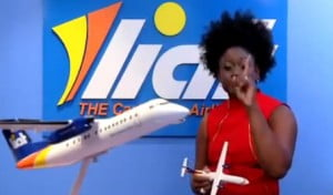 LIAT claims they will counter sue if the story stays up, since Damon has only his wife and her nephew's word against ALL their staff at Ogle, they are now counter striking by alleging she was late and they never said the fare was too low... so a judge would decide who to believe, her or them, and out in the Caribbean (as Damon sees it) it will be them.