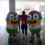 "Preparations are already underway and the Barbados Youth Ambassador for Nanjing 2014, Ryan Brathwaite, is counting down the days. ""The Virtual Relay is just one of the many exciting events planned for Nanjing. Cultural exchange is a unique component of the Youth Olympic Games and this is a tremendous opportunity for Barbados to establish strong relationships with young people all over the world."""