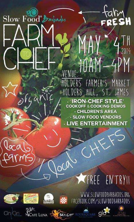 The Bajan Reporter | May 4th Slow Food – Holder's Market