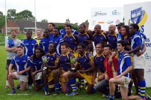 Barbados fielded two teams, Flying Fish and Cou-Cou, in the two-day tournament which was played in near perfect conditions, with a festival atmosphere, from the food stalls selling Bajan delicacies, to the music which included steelpan for a true 'island feel'. Flying Fish started slowly on Day 1 finishing with one win and three losses including a 7-5 defeat to Cou-Cou and close losses to Leicester Lions, a National 2 side, and the home team Sutton Coldfield, a national three side. Cou-Cou ended Day 1 with two wins including a 21 -12 win over eventual finalists Leicester Lions.