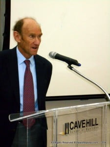 Emeritus Professor Bruce Jaffee(Emeritus Professor of Business Economics and Public Policy, Principal Investigator JOBS Project)
