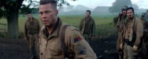 A Movie directed by David Ayer Cast : Brad Pitt, Shia LaBeouf, Logan Lerman, Michael Peña Release Date : November 2014