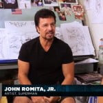 John Romita Jr DC All Access