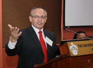 II CCHE Feature Speaker - Francisco Marmalejo