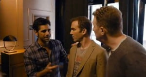 My Man Is a Loser centers on two married men (Michael Rapaport and Bryan Callen) who, in an attempt to be better husbands, enlist their playboy buddy (John Stamos) to help get their mojo back.