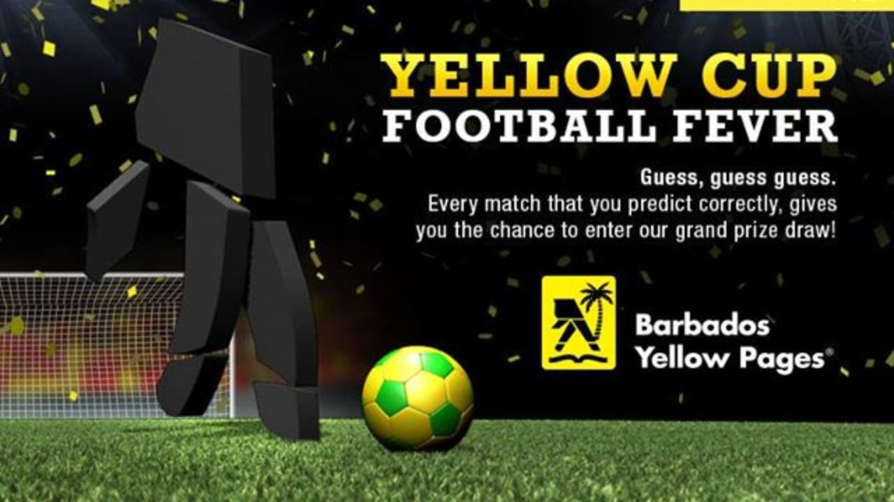 The Bajan Reporter | Who Will Predict A Yellow? Do it right