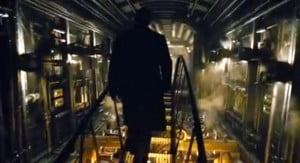 In AD 2031: the passengers in the train are the only survivors on Earth. (VIDEO SCREENSHOT)