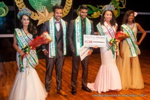 The United Nations Pageant brings together representatives from a wide range of cultures from across the globe.