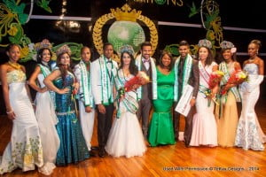 Contestants from Africa, South America, India, the United States and the Caribbean converged from July 1st through the 6th, 2014. This was an opportunity for camaraderie, community service and cultural expression.