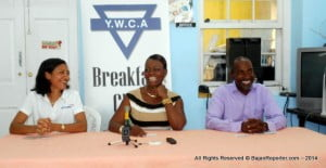 The YWCA just was a beneficiary from BA's generosity for assisting their Breakfast Club project