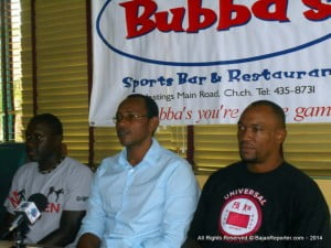 The Caribbean Fight League received tremendous inquiries from MMA organizations in the region. Their officials will be meeting with (C.U.F.F) Caribbean Ultimate Fist Fighting (T&T) officials to see how both entities can work together for future events in both countries.