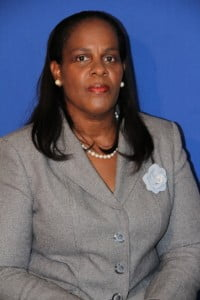 Dr. Judy Nisbett: Medical Officer of Health, Ministry of Health in the Nevis Island Administration