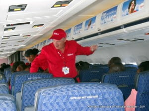 Much to the chagrin of both LIAT and Caribbean Airlines - Using two MD-82 planes and 94 employees, Burns undertook the Herculean task to link Jamaica, Barbados, Trinidad, St Lucia and Guyana with fares as low as US$9.99 one way.