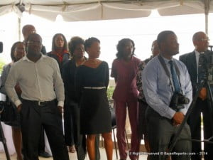 """Reminding those gathered that Barbados had a long relationship with the IDB, and in 1999 had been provided with funds for technology integration into schools, the Minister noted that the CBTF's focus would be on """"those who needed to be equipped and re-equipped with the skills and competencies and talents that we need in the country""""."""