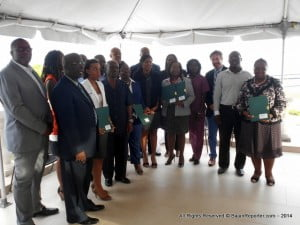 Announced yesterday, the winning partnerships are: Intimate Hotels/Career Development Institute; Guardian General Insurance/BIMAP; Barbados Port Inc./Caribbean Maritime Institute; West Toonz Inc./BIMAP; AC Manufacturing/Samuel Jackman Prescod Polytechnic; Barbados Youth Business Trust/CILC Action Coach and The Potter Centre/Barbados Hotel and Tourism Association.