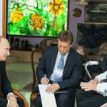Putin Castro