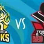 Red Steel Vs St. Lucia