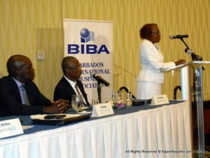 "(PERSONAL FILE IMAGE) On the point of cash flow impact on some businesses, the BCCI reports that a number of companies are struggling to collect monies owed for goods and services sold to Government and this is having a punishing effect on their ability to continue trading. Considering the now available ""one view"" of the taxpayer at the Barbados Revenue Authority, the BCCI is proposing that those businesses owed monies by the Government be allowed to offset this new tax fully against these long outstanding receivables where applicable. It is further suggested that for all commercial property owners, the first payment of the MSWT be penalty and interest free until the second payment is due on December 31, 2014."