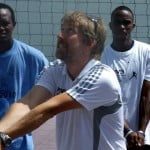 Volley Instructor Tony Westman