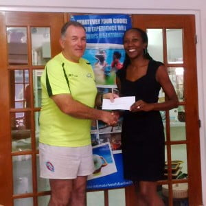 Intimate Hotels of Barbados (IHB)'s President Renee Coppin has pledged support for the Barbados Rugby Football Union as the BRFU's President, George Nicholson indicates a large tournament is coming to Barbados by September 2015