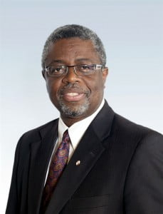 W. Andy Knight is also Professor and former Chair of the Department of Political Science at the University of Alberta. A Barbadian by birth, Professor Knight has had a distinguished career as an academic and scholar in Canada, culminating in his heading the Department of Political Science at the University of Alberta. He was seconded to The UWI in 2013 and played a significant role in the establishment of the Diplomatic Academy of the Caribbean in June this year.