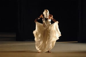 """COCO 2009 - """"Freshwater"""" choreographed by Makeda Thomas. Photo by Jeffrey Chock. Applications must be submitted no later than August 15, 2014 by 4:00 p.m."""