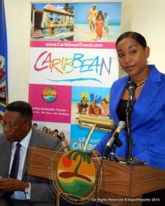 Anasha Campbell; Nicaraguan Tourism Executive